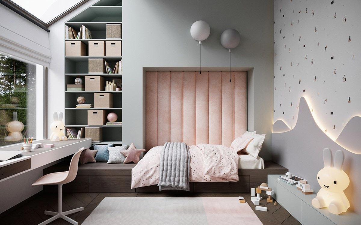 17 preslatkih ideja za dekoraciju dječije sobe - Commodo Home & Living