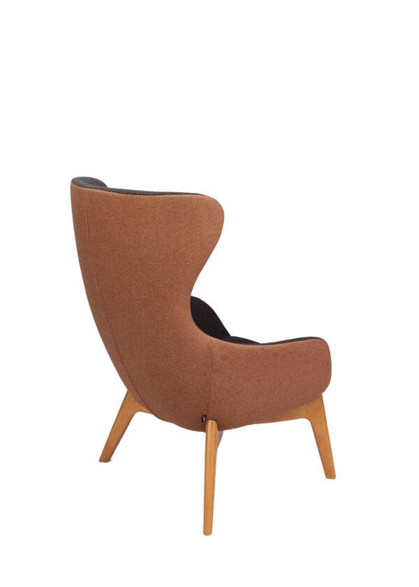 Moderna Fotelja Queen modernog dizajna, udobna - online shop - Commodo Home & Living