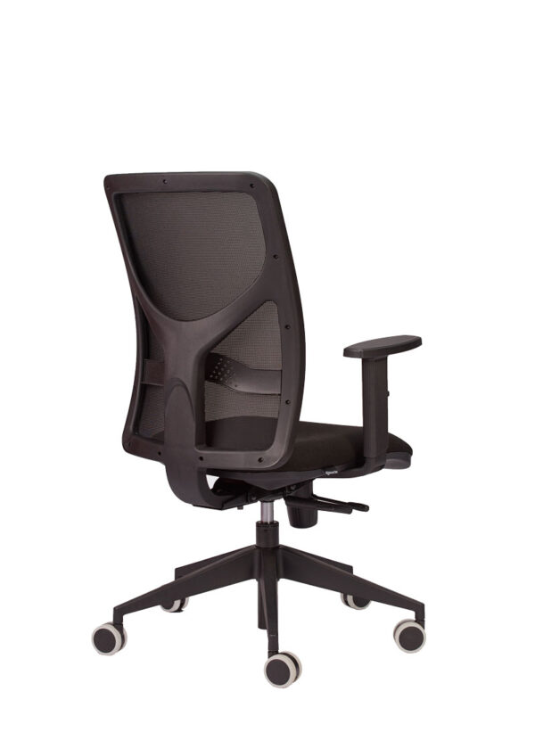 Moderna Radna stolica - Y10 modernog dizajna, udobna , crne boje - online shop - Commodo Home & Living