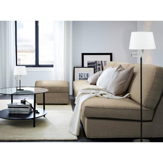 Moderna Podna Lampa Zoe unikatnog dizajna , bijele boje - Internet prodaja - Commodo Home & Living