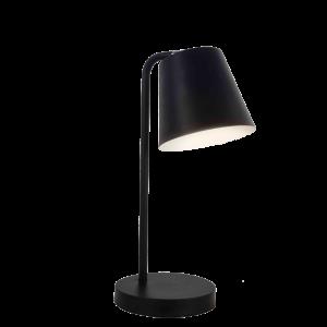 Moderna Stona Lampa Lyra unikatnog dizajna , crne boje - Internet prodaja - Commodo Home & Living