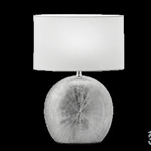 Moderna Stona Lampa Elya unikatnog dizajna , sive boje - Internet prodaja - Commodo Home & Living