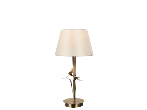 Moderna Stona Lampa Juliet modernog dizajna , kvalitetna , bež boje - online shop - Commodo Home & Living