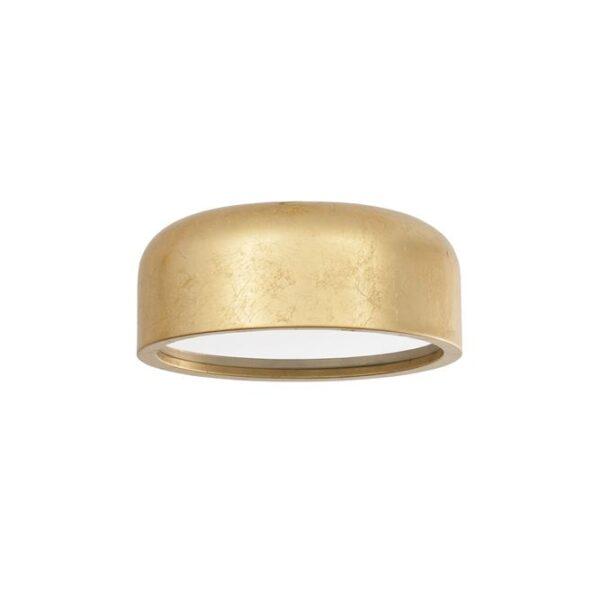 Moderna Plafonjerka Perleto modernog dizajna , kvalitetna , zlatne boje - online shop - Commodo Home & Living