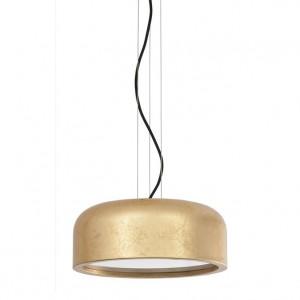 Moderna Plafonski Luster Perleto modernog dizajna , kvalitetan , zlatne boje - online shop - Commodo Home & Living
