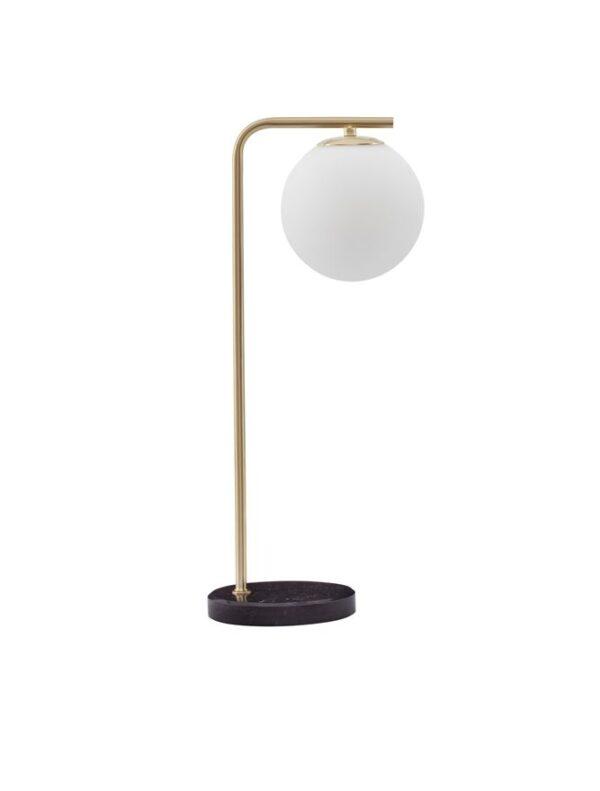 Moderna Stona Lampa Alvarez modernog dizajna , kvalitetna , zlatne boje - online shop - Commodo Home & Living