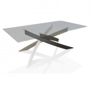 Moderni Artistico klub sto modernog dizajna, udoban- internet prodaja- Commodo Home & Living Online Prodavnica