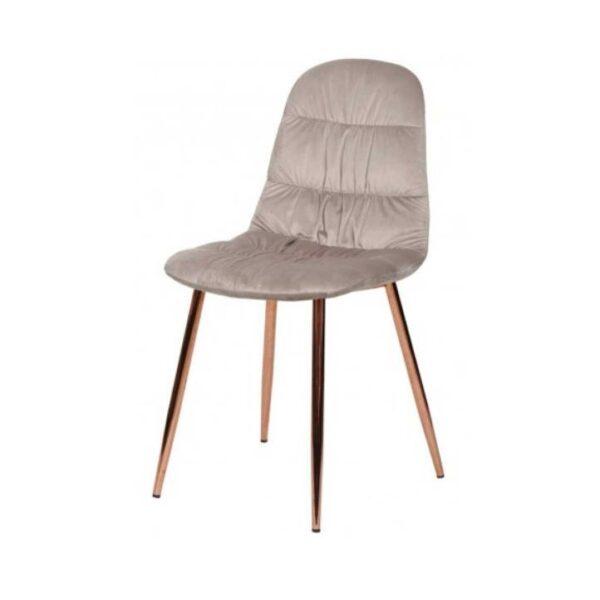 Moderna Stolica Bastia modernog dizajna , udobna , bež boje - internet prodaja - Commod Home & Living