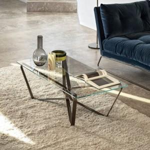 Moderni Klub Sto Loop modernog i unikatnog dizajna , drveni - online shop - Commodo Home & Living