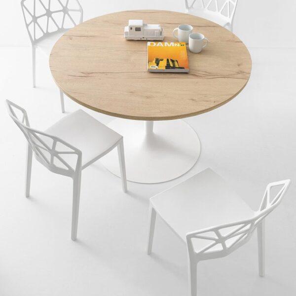 Moderni Sto Planet modernog dizajna , kvalitetan , drveni - online shop - Commodo Home & Living