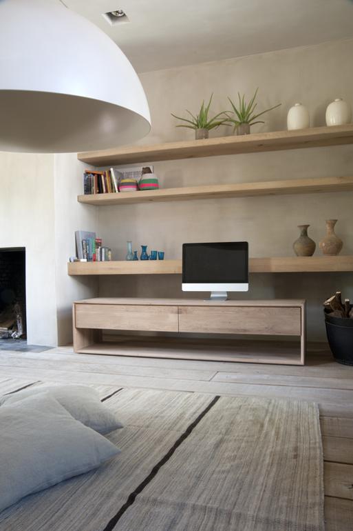 Moderni TV Komoda Nordic neobičnog i modernog dizajna, kvalitetan - internet prodaja - Commodo Home & Living