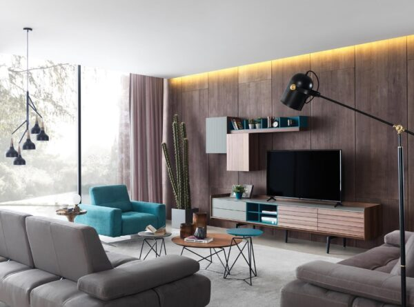 Moderna TV Komoda Solo klasičnog dizajna, kvalitetna,- online shop - Commodo Home & Living