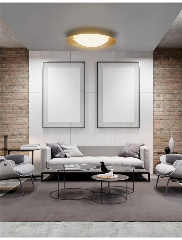 Moderna Plafonjerka Zano modernog dizajna , kvalitetna - online shop - Commodo Home & Living