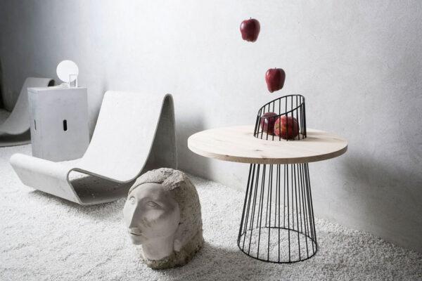 Moderni Klub Sto Secret neobičnog dizajna, kvalitetan - internet prodaja - Commodo Home & Living