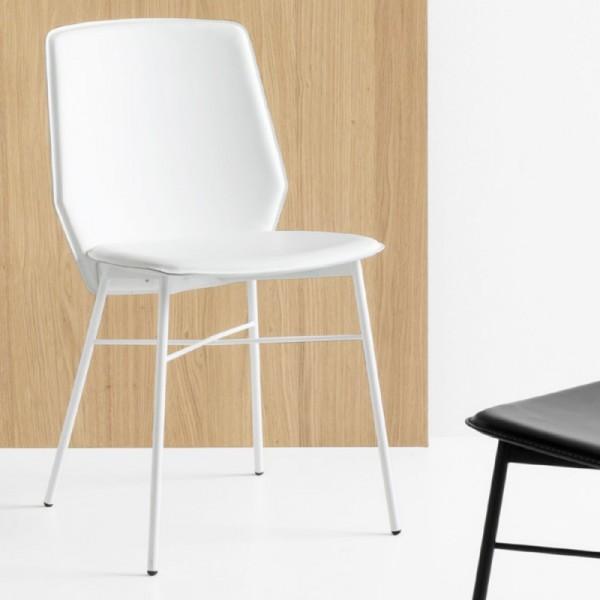 Moderna Trpezarijska Stolica Sibilla neobičnog dizajna, kvalitetnai udobna - internet prodaja - Commodo Home & Living