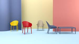 Moderna Stolica za baštu Sky klasičnog dizajna, udobna - internet prodaja - Commodo Home & Living