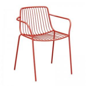 Moderna Stolica Nolita modernog dizajna , udobna , crvene boje - online shop - Commodo Home &Living