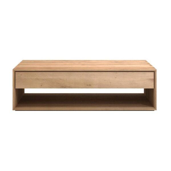 Moderni Klub Sto Oak Nordic neobičnog i modernog dizajna, kvalitetan - internet prodaja - Commodo Home & Living