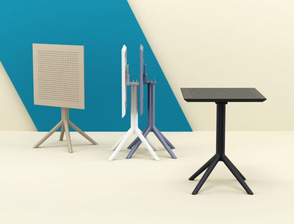 Moderni Sto za baštu Sky klasičnog dizajna, kvalitetan - internet prodaja - Commodo Home & Living