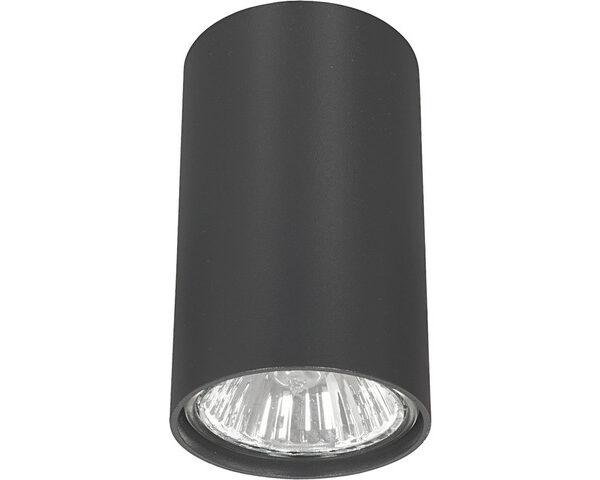 Moderna Plafonska svetiljka - EYE graphite modernog dizajna ,kvalitetna , crne boje - internet prodaja - Commodo Home & Living