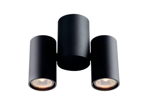 Moderna Plafonska lampa NOBBY modernog dizajna,kvalitetna , crne boje - internet prodaja - Commodo Home & Living