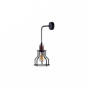 Moderna Zidna lampa WORKSHOP B - modernog dizajna,kvalitetna , crne boje - online shop - Commodo Home & Living