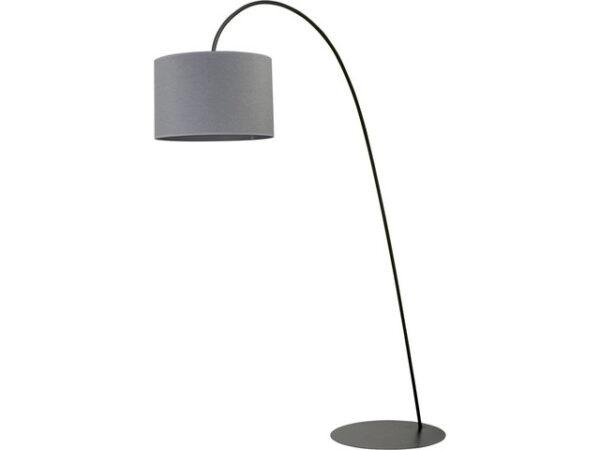 Moderna Podna Lampa Alice Gray modernog dizajna,kvalitetna , sive boje - online shop - Commodo Home & Living