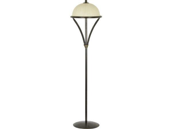 Moderna Podna lampa BARON I modernog dizajna ,kvalitetna , bež boje - internet prodaja - Commodo Home & Living