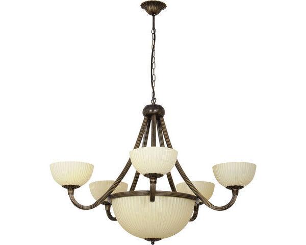 Moderni Luster – BARON VIII modernog dizajna ,kvalitetan , bež boje - internet prodaja - Commodo Home & Living
