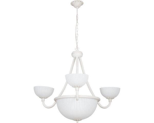 Moderna Visilica – BARON WHITE VI -modernog dizajna,kvalitetna, bijele boje - online shop - Commodo Home & Living