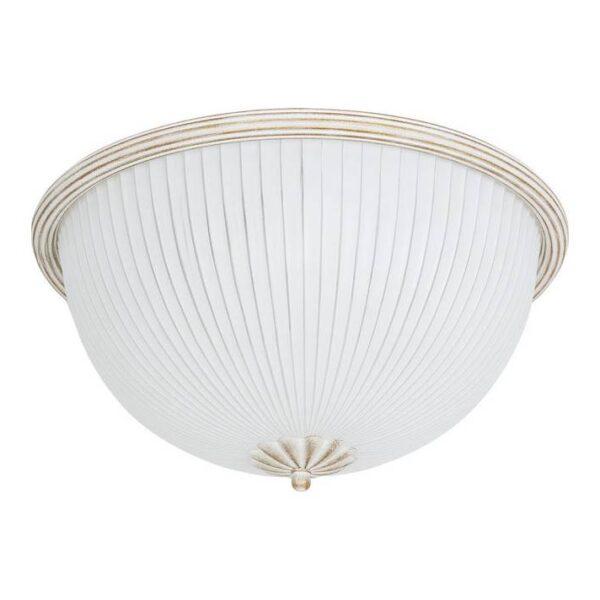 Moderna Plafonjerka - BARON modernog dizajna,kvalitetna , bijele boje - online shop - Commodo Home & Living