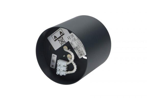Moderna Nadgradna svjetiljka - BIT GRAPHITE S modernog dizajna,kvalitetna , crne boje - internet prodaja - Commodo Home & Living