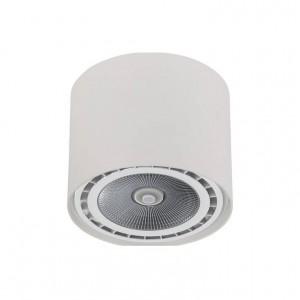 Moderna Nadgradna svetiljka - BIT GRAPHITE S modernog dizajna,kvalitetan , bijele boje - internet prodaja - Commodo Home & Living