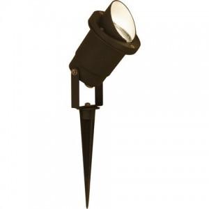 Moderna Podna Ubodna Lampa BUSH modernog dizajna,kvalitetna , braon boje - online shop - Commodo Home & Living