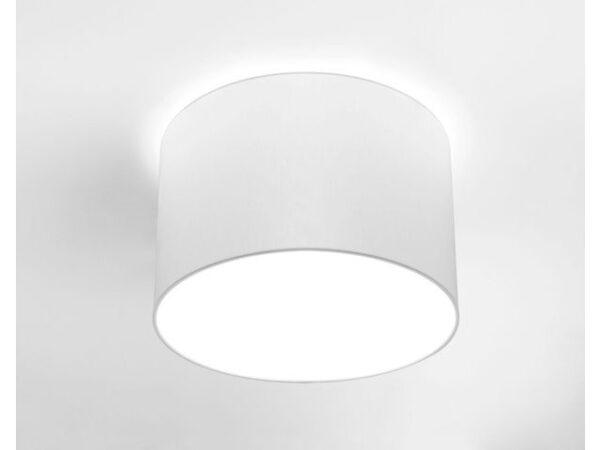 Moderna Plafonska Lampa Cameron Moderna Plafonska svjetiljka - EYE BRASS S -modernog dizajna,kvalitetana , bijele boje - online shop - Commodo Home & Living