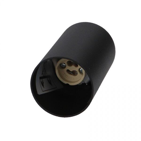 Moderna Plafonska svjetiljka - EYE BRASS S -modernog dizajna,kvalitetana , crne boje - online shop - Commodo Home & Living