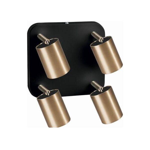 Moderni Plafonski spot - EYE BRASS modernog dizajna,kvalitetan , crne boje - online shop - Commodo Home & Living