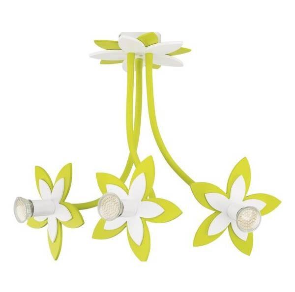 Moderna Plafonska svetiljka - Flowers modernog dizajna,kvalitetna , zelene boje - internet prodaja - Commodo Home & Living