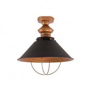 Moderna Plafonska svjetiljka – GARRET I modernog dizajna,kvalitetna , crne boje - online shop - Commodo Home & Living