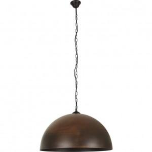 Moderna Visilica HEMISPHERE RUST L modernog dizajna,kvalitetana , braon boje - online shop - Commodo Home & Living