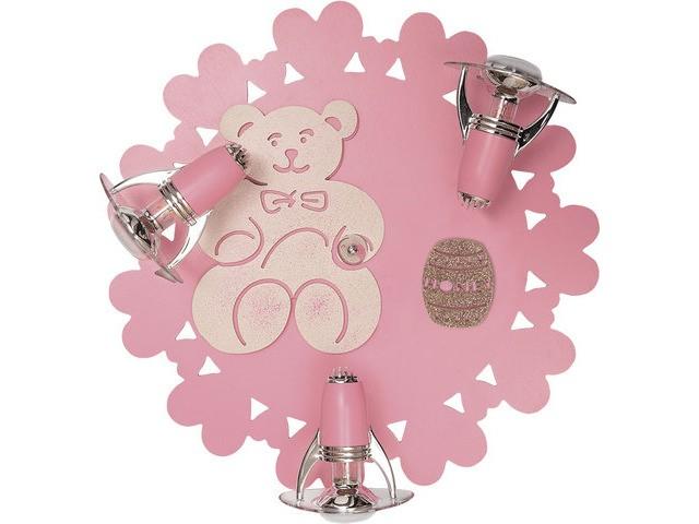 Moderni Plafonski spot - HONEY III modernog dizajna,kvalitetan , roze boje - online shop - Commodo Home & Living