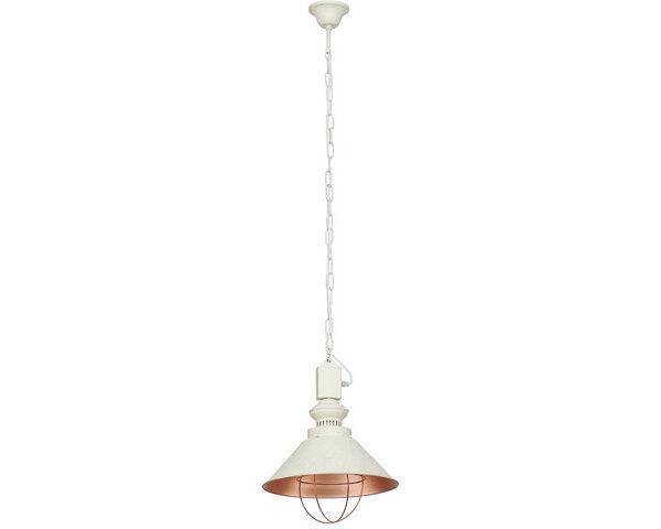 Moderna Visilica - LOFT ecru modernog dizajna,kvalitetna , bijele boje - internet prodaja - Commodo Home & Living