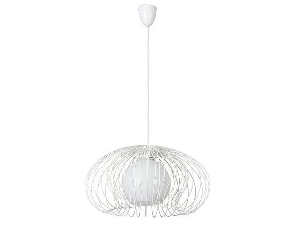Moderna Visilica MERSLEY White modernog dizajna,kvalitetna, bijele boje - online shop - Commodo Home & Living