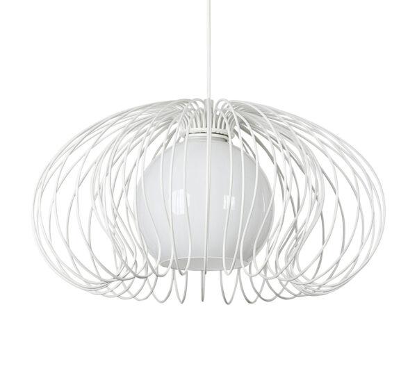 Moderna Visilica - MERSEY white modernog dizajna,kvalitetna, bijele boje - online shop - Commodo Home & Living