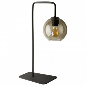 Moderna Stolna lampa – MONACO - modernog dizajna,kvalitetna , crne boje - online shop - Commodo Home & Living