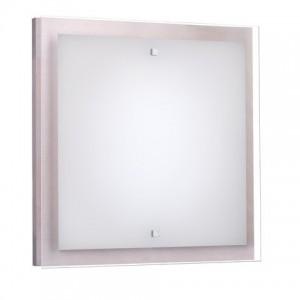 Moderna Plafonjerka - OSAKA SQUARE M modernog dizajna,kvalitetna , bijele boje - internet prodaja - Commodo Home & Living