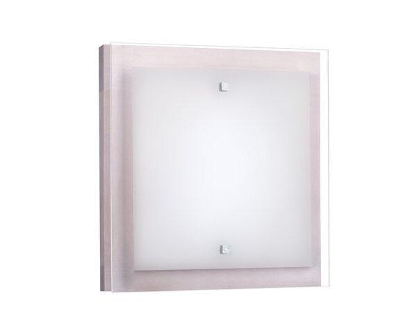 ModernA Plafonjerka OSAKA SQUARE S modernog dizajna,kvalitetna , bijele boje - internet prodaja - Commodo Home & Living