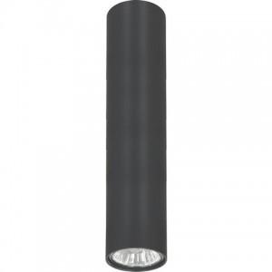 Moderna Plafonska lampa EYE graphite M modernog dizajna ,kvalitetna , crne boje - internet prodaja - Commodo Home & Living