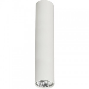 Moderna Plafonska lampa EYE white M modernog dizajna ,kvalitetna , bijele boje - internet prodaja - Commodo Home & Living