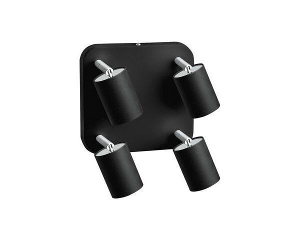 Moderni Plafonski spot - EYE SPOT BLACK modernog dizajna,kvalitetan, crne boje - online shop - Commodo Home & Living